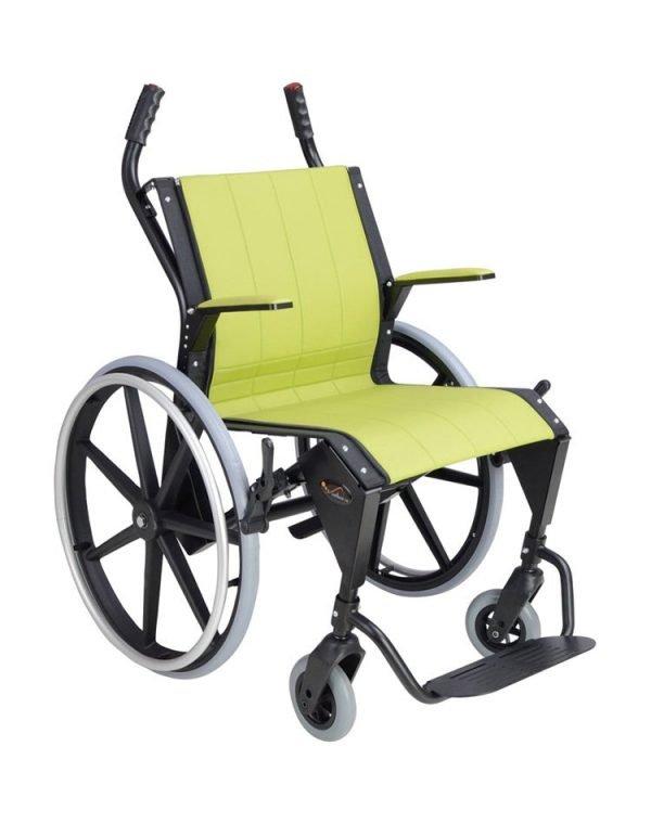 Maia Hospital wheelchair