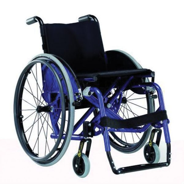 ACTIVA 40 Manual Aluminum Wheelchairs (600MM SPOKES PNEUMATIC / 150MM SOLID)