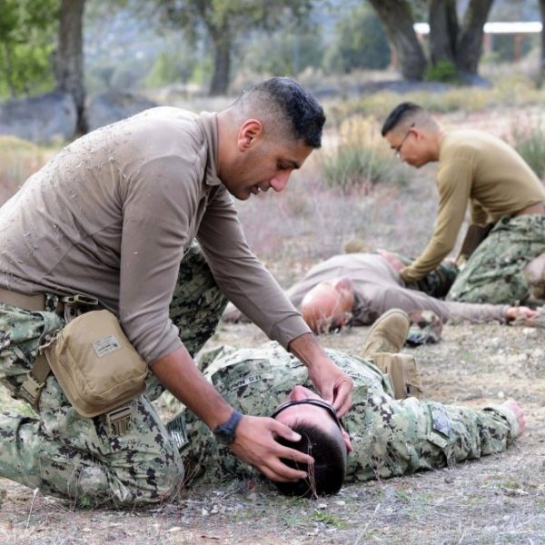 Combat Casualty