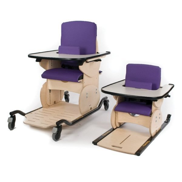 Hardrock an extremely durable chair for children with complex learning difficulties