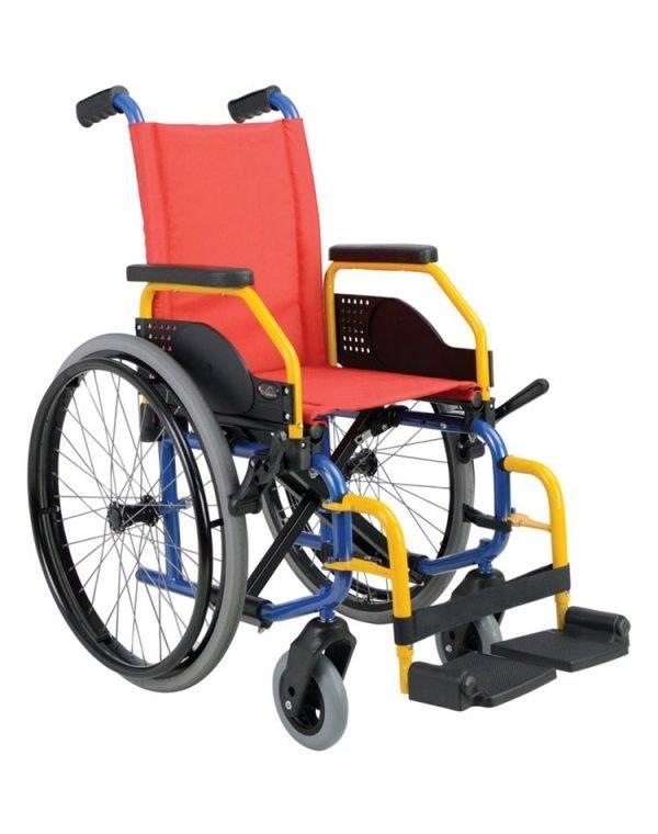 Liliput Infant Aluminum Wheelchair