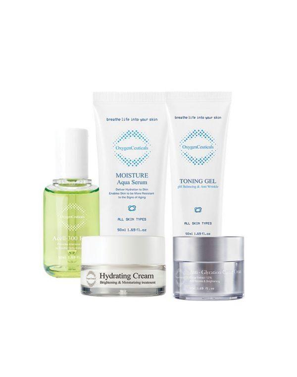 Pregnancy-Friendly Skincare Kit Dry