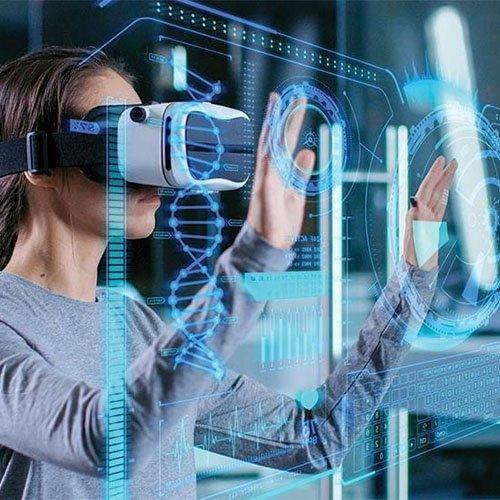 AR / VR Immersive Technology