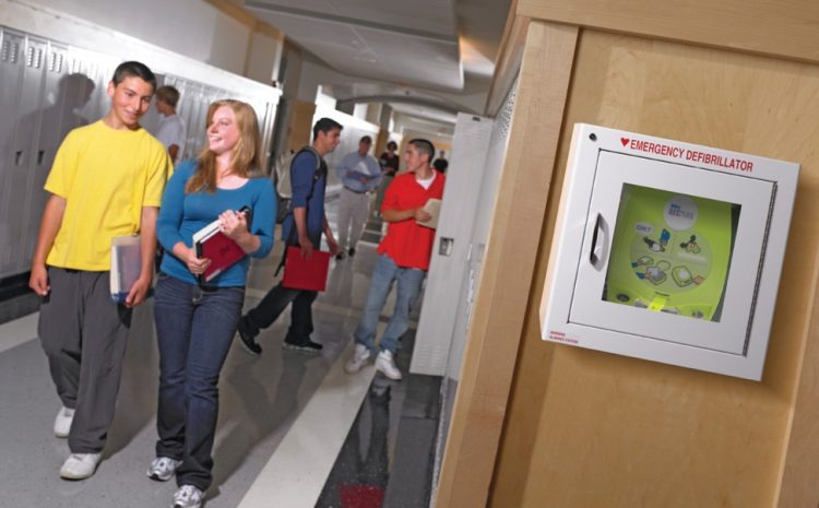 Here's Why It's Essential to Have a Zoll AED at Your School